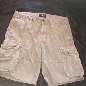 Men's AEO cargo shorts